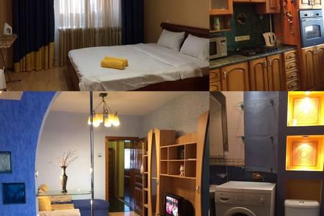 Сдается 2-комнатная квартира посуточнов Якутске, ул. Свердлова, 6/1.