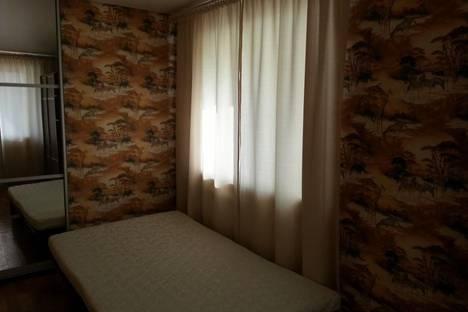 Сдается 2-комнатная квартира посуточно в Новосибирске, улица Дуси Ковальчук, 266.
