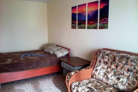 Сдается 1-комнатная квартира посуточно в Новокузнецке, проспект Строителей, 90.