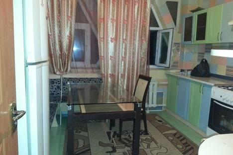Сдается 3-комнатная квартира посуточно в Алматы, панфилова 83.