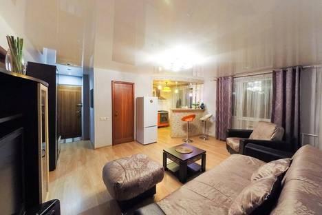 Сдается 2-комнатная квартира посуточнов Екатеринбурге, улица Азина, 39.