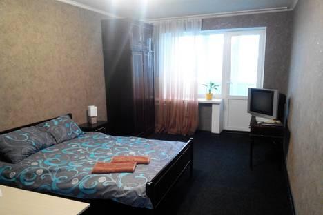 Сдается 1-комнатная квартира посуточнов Новомосковске, Дніпро́, проспект Слобожанский, 109A.