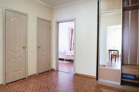 Сдается 2-комнатная квартира посуточнов Яблоновском, Восточно кругликовская 28.