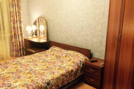 Сдается 2-комнатная квартира посуточно в Ярославле, Пр-т Ленина, 20/53.