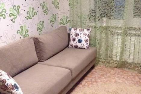 Сдается 1-комнатная квартира посуточнов Великом Устюге, улица Хабарова 19а.