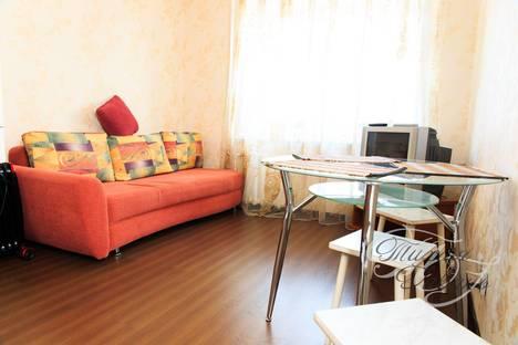 Сдается 2-комнатная квартира посуточно в Сыктывкаре, Сысольское шоссе, 17/2.
