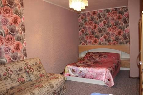 Сдается 1-комнатная квартира посуточно в Вологде, улица Воровского, 67.