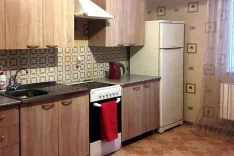 Сдается 1-комнатная квартира посуточнов Яблоновском, проезд Репина, 3.