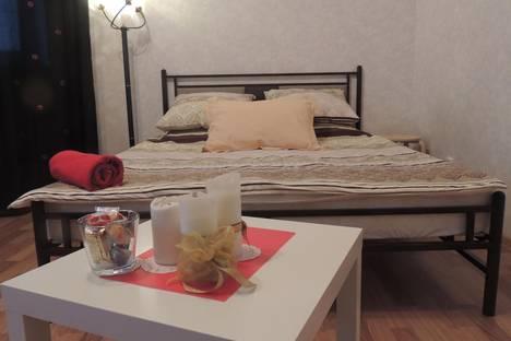 Сдается 2-комнатная квартира посуточнов Перми, улица Механошина, 15.