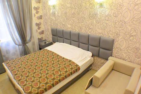 Сдается 3-комнатная квартира посуточнов Адлере, улица Чкалова, 11.
