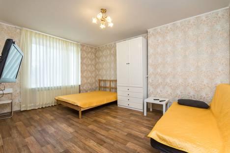 Сдается 1-комнатная квартира посуточнов Казани, улица Айвазовского, 14.