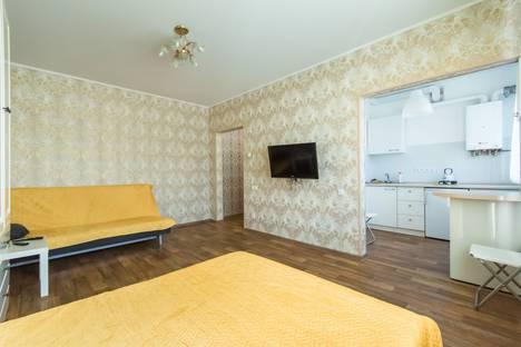 Сдается 1-комнатная квартира посуточно в Казани, улица Айвазовского, 14.