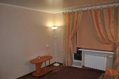 Сдается 1-комнатная квартира посуточнов Ишиме, улица Суворова, 36.