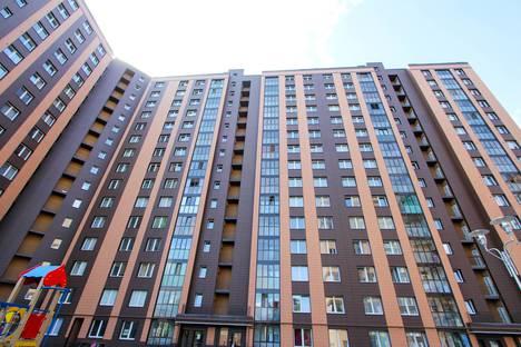 Сдается 1-комнатная квартира посуточно в Калининграде, ул. Горького, 98.
