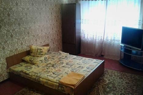 Сдается 1-комнатная квартира посуточно в Новополоцке, Молодёжная, Молодёжная улица 115.