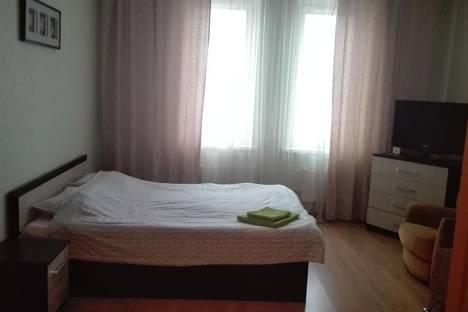 Сдается 1-комнатная квартира посуточно в Подольске, Электромонтажный проезд, 9.