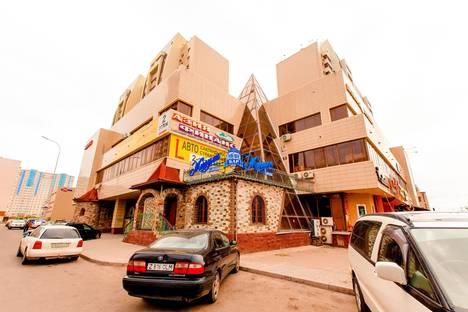 Сдается 2-комнатная квартира посуточно в Астане, переулок Абая 8.