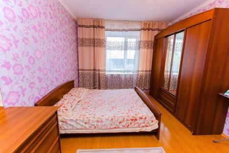 Сдается 2-комнатная квартира посуточно в Астане, проспект Женис 28.
