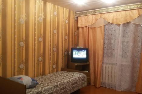 Сдается 1-комнатная квартира посуточнов Калинковичах, улица Дзержинского 55.