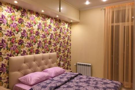 Сдается 2-комнатная квартира посуточнов Ленинске-Кузнецком, улица Гагарина 51 а.