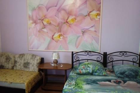 Сдается 1-комнатная квартира посуточно в Ессентуках, Красноармейская улица, 7.