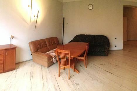 Сдается 4-комнатная квартира посуточно в Калининграде, улица Соммера, 2.