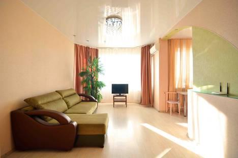 Сдается 1-комнатная квартира посуточнов Хабаровске, Советская улица, 10.