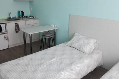 Сдается 1-комнатная квартира посуточнов Златоусте, 3-й микрорайон пр. Гагарина, 34А.