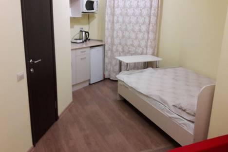 Сдается 1-комнатная квартира посуточно в Златоусте, 3-й микрорайон пр. Гагарина, 34А.