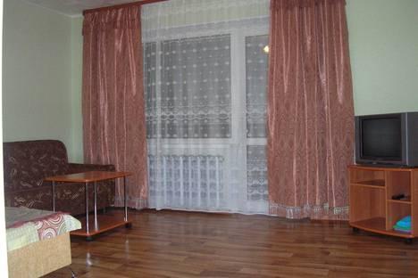 Сдается 1-комнатная квартира посуточнов Сухом Логе, Степная улица, 3.