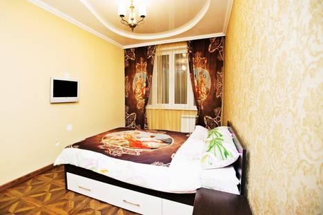 Сдается 2-комнатная квартира посуточнов Кемерове, улица Марковцева 6.