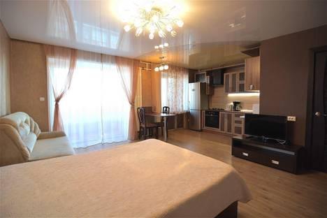 Сдается 1-комнатная квартира посуточнов Хабаровске, улица Ленина, 53.