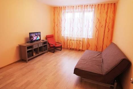 Сдается 1-комнатная квартира посуточнов Екатеринбурге, Библиотечная улица 43.