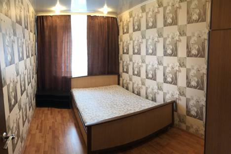 Сдается 2-комнатная квартира посуточно в Уфе, ул. Юрия Гагарина, 40.