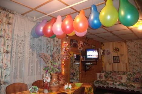 Сдается комната посуточно в Старом Осколе, Старооскольский район село Дмитриевка ул. Подлесная, 97.