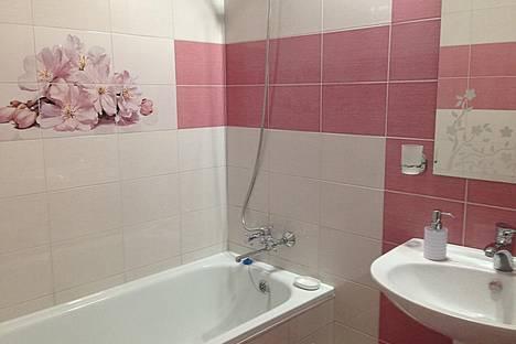 Сдается 1-комнатная квартира посуточно в Новороссийске, улица Суворовская дом 79.