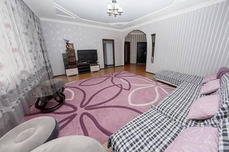 Сдается 2-комнатная квартира посуточно в Астане, Достык, 13.