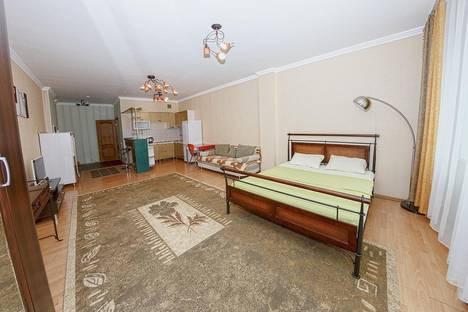 Сдается 1-комнатная квартира посуточно в Астане, Достык 5/1.