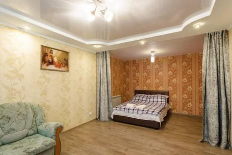 Сдается 1-комнатная квартира посуточнов Вологде, улица Гагарина, 25.