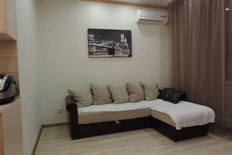 Сдается 1-комнатная квартира посуточнов Ростове-на-Дону, улица Скачкова, 52.