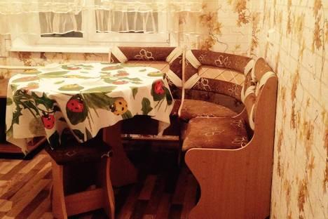 Сдается 1-комнатная квартира посуточнов Ачинске, мкр 9, дом 5.
