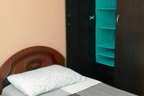 Сдается 2-комнатная квартира посуточно в Адлере, улица Чкалова, 11.