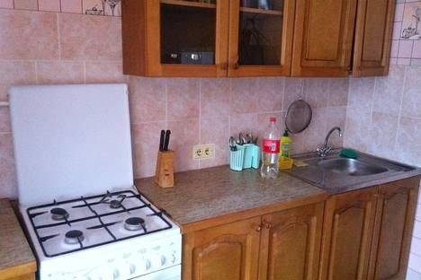 Сдается 2-комнатная квартира посуточно в Витебске, улица Герцена, 24.