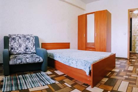 Сдается 1-комнатная квартира посуточно в Иркутске, улица Ядринцева, 88.