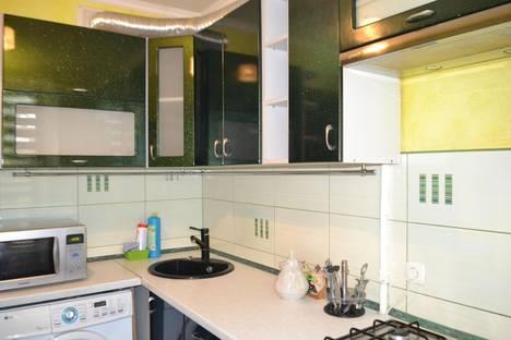 Сдается 2-комнатная квартира посуточно в Гродно, ул. Парижской Комунны 20.