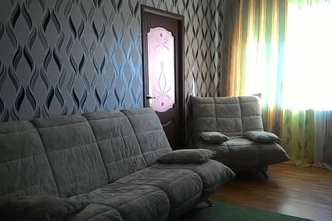Сдается 1-комнатная квартира посуточно, ул. Марш. Еременко, 19 Краснооктябрьский район.