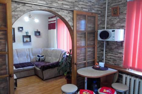 Сдается 2-комнатная квартира посуточнов Новомосковске, ул. Березинская 28.