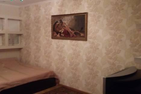 Сдается 1-комнатная квартира посуточно в Актау, 12 микрорайон 31 дом.