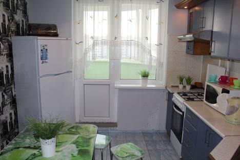 Сдается 3-комнатная квартира посуточно в Лиде, улица Тухачевского 27.