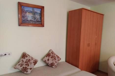 Сдается 1-комнатная квартира посуточнов Красноярске, улица Ады Лебедевой дом 91.